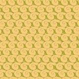 modèle sans couture de spirale de vortex Images libres de droits