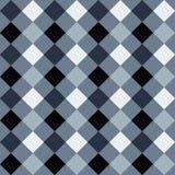 Modèle sans couture de structure régulière de rectangle illustration stock