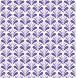 Modèle sans couture de style floral d'arabesque de vecteur Fond abstrait d'ornement Illustration de Vecteur