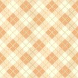 Modèle sans couture de tartan Images stock
