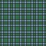 Modèle sans couture de texture de plaid de contrôle de tartan dans jaune, le bleu et le vert Photo stock