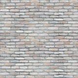 Modèle sans couture de texture tileable d'abrégé sur blanc mur de briques photos libres de droits