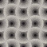 Modèle sans couture de trottoir de mosaïque de vecteur illustration stock