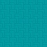 Modèle sans couture de turquoise géométrique neutre Photos stock