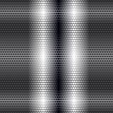 Modèle sans couture de tuyau en métal Image libre de droits