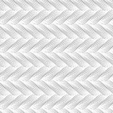 Modèle sans couture de vecteur avec des tresses La texture du fil avec la ligne pointillée tresse le plan rapproché Fond ornement Image libre de droits