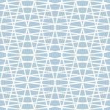 Modèle sans couture de vecteur avec le losange Image stock