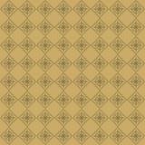 Modèle sans couture de vecteur de boussole dans le style de cru illustration libre de droits