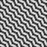 Modèle sans couture de vecteur d'illusion optique Images stock