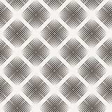 Modèle sans couture de vecteur des lignes Photographie stock libre de droits