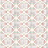 Modèle sans couture de vecteur en pastel doux de résumé Idéal élégant moderne de texture pour des enfants Répétition des  illustration de vecteur