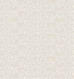 Modèle sans couture de vecteur floral de vintage de dentelle Photographie stock
