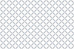 Modèle sans couture de vecteur géométrique Texture répétée par grille Fond abstrait gris de calibre Papiers peints modernes graph Illustration Stock