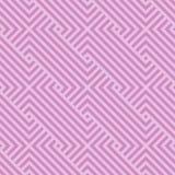 Modèle sans couture de vecteur géométrique Texture rayée Fond créateur de couleur illustration stock