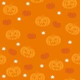 Modèle sans couture de vecteur pour Halloween Image libre de droits