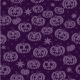 Modèle sans couture de vecteur pour Halloween illustration de vecteur