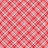 Modèle sans couture de vecteur de tartan Photo stock