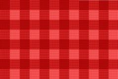 Modèle sans couture de vecteur, textile, fond coloré rouge illustration de vecteur