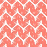 Modèle sans couture des tresses de tricotage, texture sans fin, tissu stylisé de chandail illustration stock
