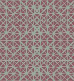 Modèle sans couture du Japon de lien de colorant d'ornement de vecteur organique traditionnel de kimono Texture de batik d'aquare illustration de vecteur