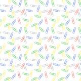 Modèle de trombones Image stock
