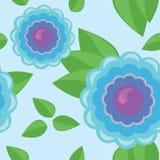 Modèle sans couture - ? ? fleur de couleur Illustration de vecteur Photos libres de droits
