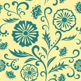 Modèle sans couture fleuri floral de vecteur. Photos libres de droits