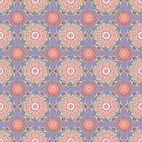 Modèle sans couture floral dans des couleurs en pastel Image libre de droits