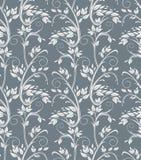 Modèle sans couture floral de luxe illustration libre de droits