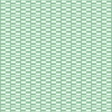 Modèle sans couture géométrique abstrait vert photo libre de droits