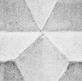 Modèle sans couture géométrique concret images libres de droits