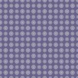 Modèle sans couture géométrique d'abrégé sur Christmassy illustration de vecteur