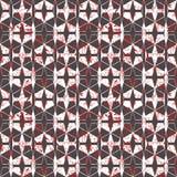 Modèle sans couture géométrique de répétition Illustration de vecteur illustration de vecteur