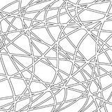Modèle sans couture géométrique de vecteur Photographie stock