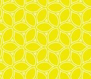 Modèle sans couture géométrique de vecteur Photographie stock libre de droits