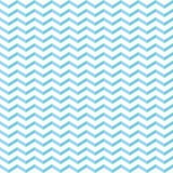 Modèle sans couture géométrique de vecteur de vague Image libre de droits