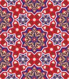 Modèle sans couture islamique Images libres de droits