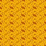 Modèle sans couture isométrique Photo libre de droits