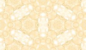 Modèle sans couture jaune Savon sensible étonnant images libres de droits