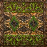 Modèle sans couture magnifique méga de patchwork des tuiles marocaines colorées, ornement photos libres de droits