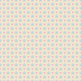Modèle sans couture mignon doux Rose et minable bleu Photos stock