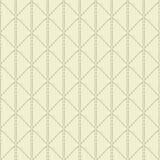 Modèle sans couture piqué par beige illustration stock
