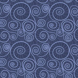 Modèle sans couture pour le textile Image libre de droits