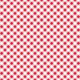 Modèle sans couture pour les tissus, cellules de intersection de couleurs illustration stock