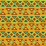 Modèle sans couture simple coloré de vecteur Photographie stock