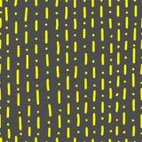 Modèle sans couture tiré par la main abstrait Texture simple pour le backround, le tissu ou d'autres types de conception Photographie stock libre de droits