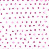 Modèle sans couture tiré par la main abstrait Texture simple pour le backround, le tissu ou d'autres types de conception Photo libre de droits