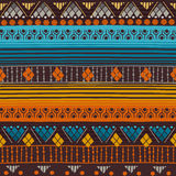 Modèle sans couture tribal Image stock