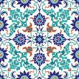 Modèle sans couture turc traditionnel illustration stock