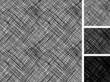 Modèle simple de texture grunge de hachure approximative Photographie stock